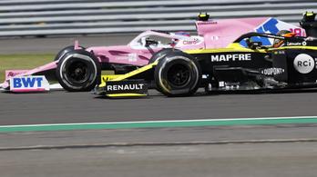 Sorban a harmadik F1-futamot is megóvta a Renault