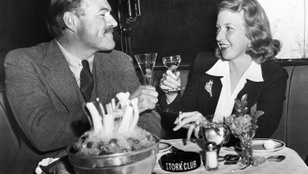 Hemingway szenvedélyes harmadik házassága 6 szóban