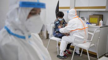 Kilenc fővel emelkedett a fertőzöttek száma