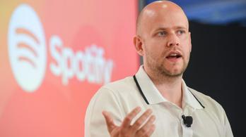 A Spotify vezérigazgatója szerint már nem elég három-négy évente kiadni egy albumot