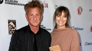 Egy ismerős kikotyogta, hogy Sean Penn megnősült