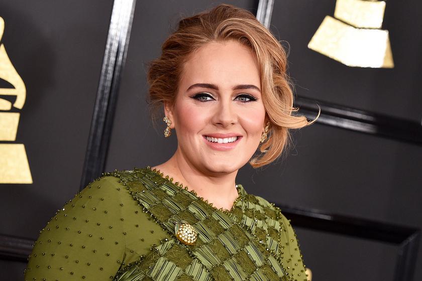 Adele-t fel sem ismerni friss fotóján: 44 kilós fogyása után szinte új ember lett