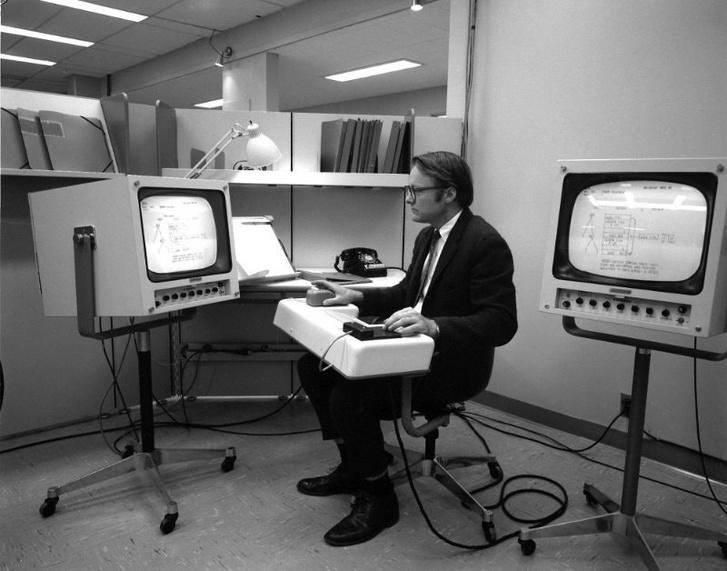 William English 1968-ban