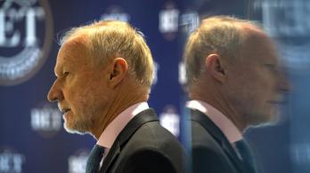 Sokat javultak a Richter számai, Bogsch Erik elnök 50 éve dolgozik a cégnél