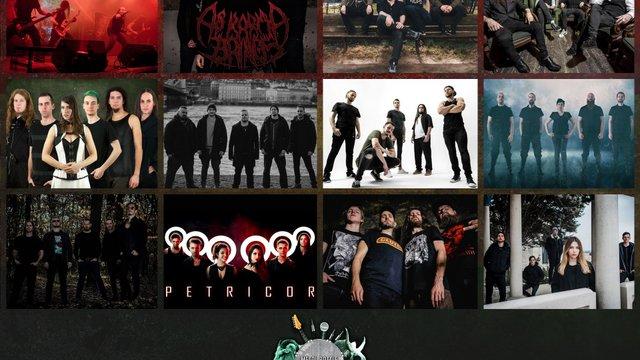 Metal Battle Extra - Elindult a közönségszavazás!
