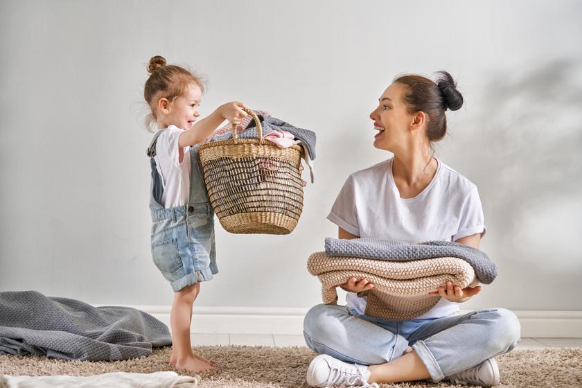 Segíted a gyerek fejlődését, ha bevonod a házimunkába - Boldog és felelősségteljes felnőtt lesz belőle