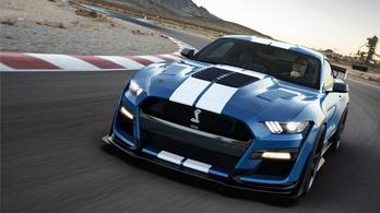 Végre, van már gyári Mustang 800 lóerő felett