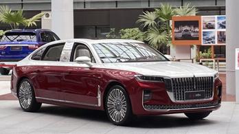 Ez a legújabb kínai luxusautó