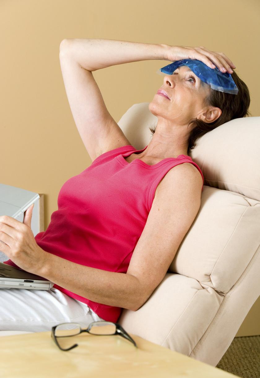 borogatás fejfájás