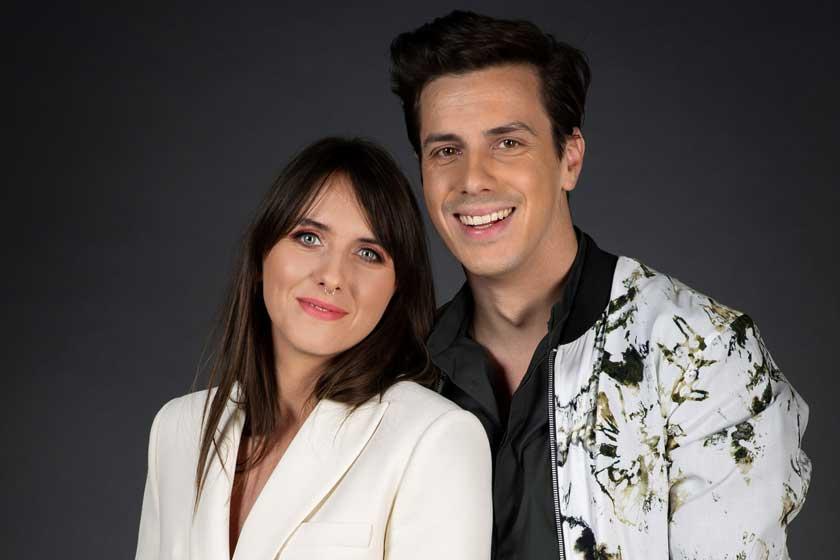 Puskás Peti exe is szerelmes - Eke Angéla jóképű párját a TV2-ről ismerheted
