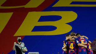 A Barcelona 200 millió eurót bukott négy hónap alatt