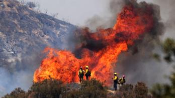 Egy rossz kipufogó okozta a kaliforniai bozóttüzeket