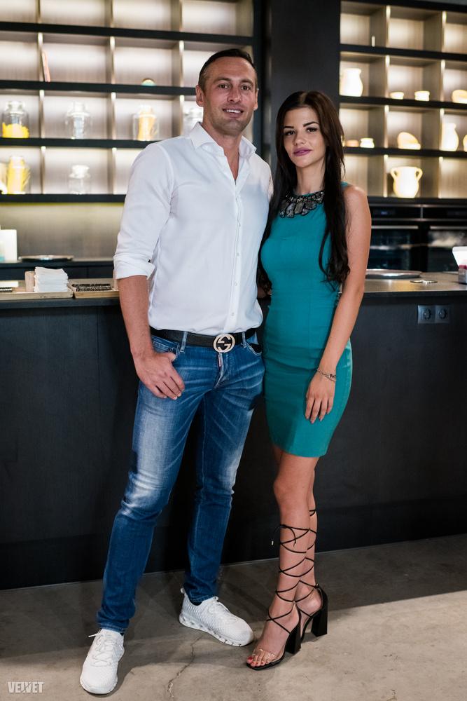 Először szerepelt együtt nyilvánosan Szegedi Ferenc és 24 éves barátnője, Kiss Vivien is - a velük készült interjút ide kattintva el is olvashatja.