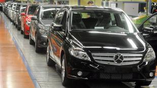 A fellendülés jelei észlelhetők a német autóiparban