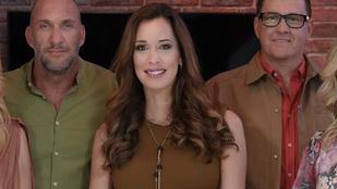 Demcsák Zsuzsa férje miatt tér vissza a műsorvezetéshez
