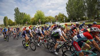 Kötelező maszkviseléssel és létszámkorlátozással rendezik meg a Tour de Hongrie-t