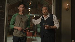 Érkezik a második évada annak a sorozatnak, amiben Al Pacino nácikra vadászik