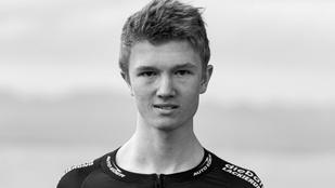 Halálra gázoltak edzés közben egy 17 éves kerékpárversenyzőt
