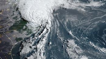 Ézsaiás pusztító hurrikánjára készül New York