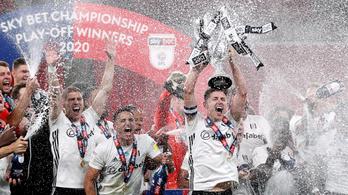 A Fulham nyerte a világ legdrágább meccsét, visszajutott a Premier League-be