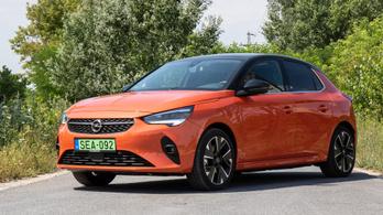 Opel Corsa-e e-Elegance - 2020.