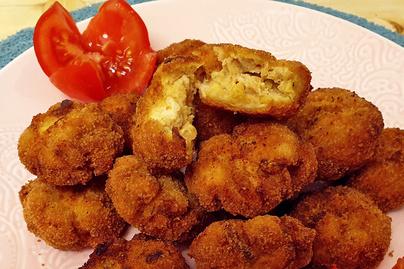 Ellenállhatatlanul finom csirkefasírt: kívül ropogós, belül szaftos és ízletes