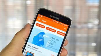 Szeptemberben bezár a Google Play Zene