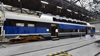 31 milliárdért javíthatja a MÁV vagonjait a Dunakeszi Járműjavító
