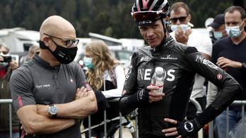 A Tour-bajnok durván visszaszólt a nyeregből az őt pfújoló szurkolónak