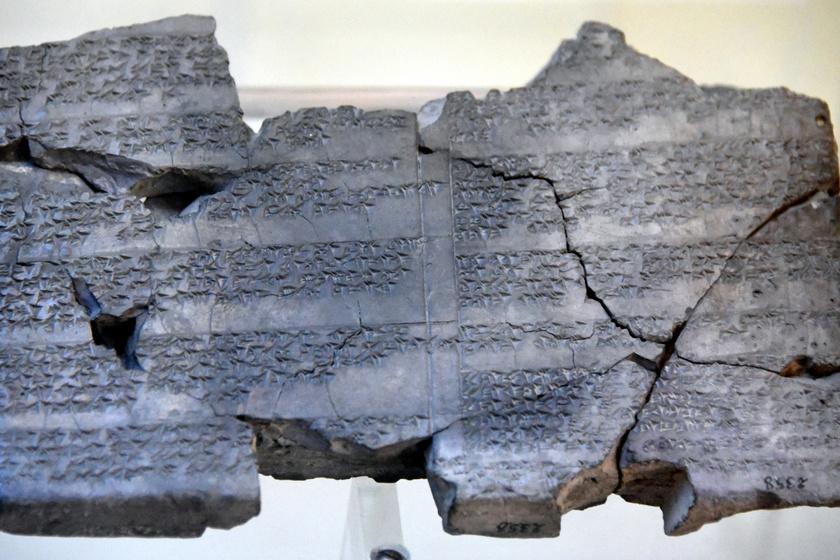 Nikkalhoz és Arnuwandához szóló imák a Kr. e. 14. századból.