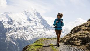 Így hozd magad formába a túrázáshoz