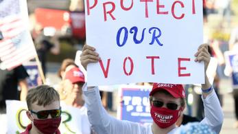 10 millió dollárt kaphat, aki információt ad az amerikai elnökválasztást manipuláló országról