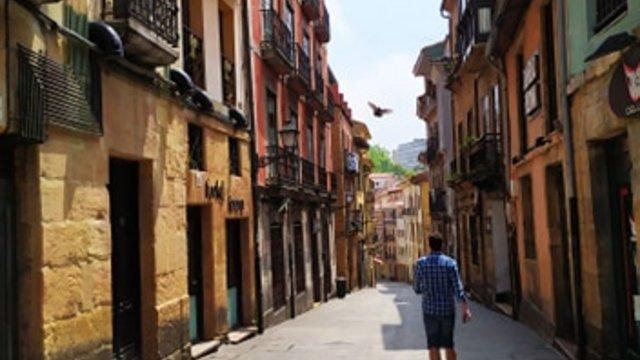 Asztúria festői fővárosa: Oviedo