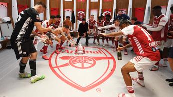 Néhány nappal a kupagyőzelem után 55 dolgozóját rúgta ki az Arsenal