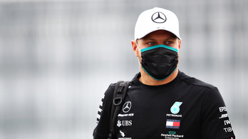 2021-ben is a Mercedes pilótája lesz Valtteri Bottas