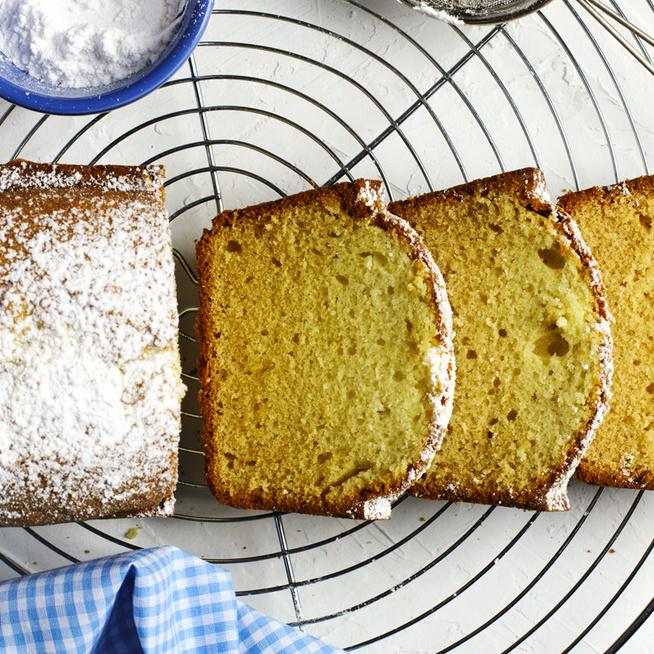 Mascarponés, citromos gyümölcskenyér – Az illatos sütemény tésztája álompuha lesz
