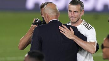 Zidane: Bale maga kérte, hogy ne játszassam a ManCity ellen