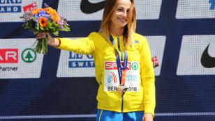 Megbukott doppinggal a kétszeres Európa-bajnok futónő