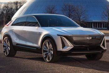 Lyriq: a Cadillac szerint a jövő