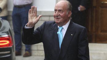 Abu-Dzabiba repült a korrupciógyanúba került spanyol király