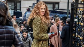 Új sorozatban omlik össze Nicole Kidman élete