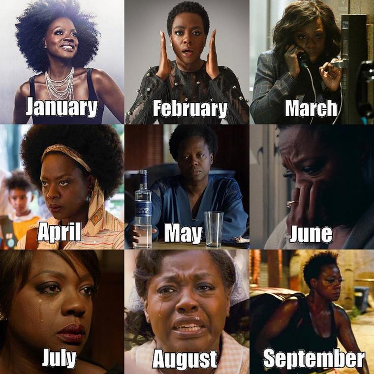 Viola Davis akárhová is indul szeptemberben, elég elszántnak tűnik ahhoz, hogy gondolkodás nélkül kövessük