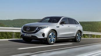 A Mercedes és kínai partnere 700 km-es akkumulátort ígér