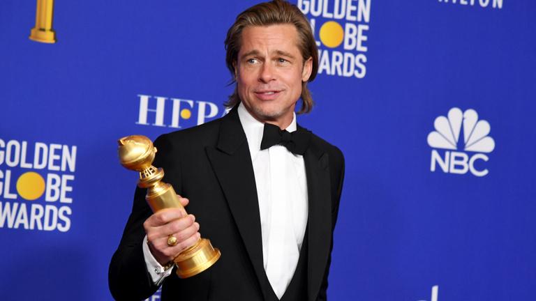 Izomból mentek neki a Golden Globe-ot osztó gittegyletnek