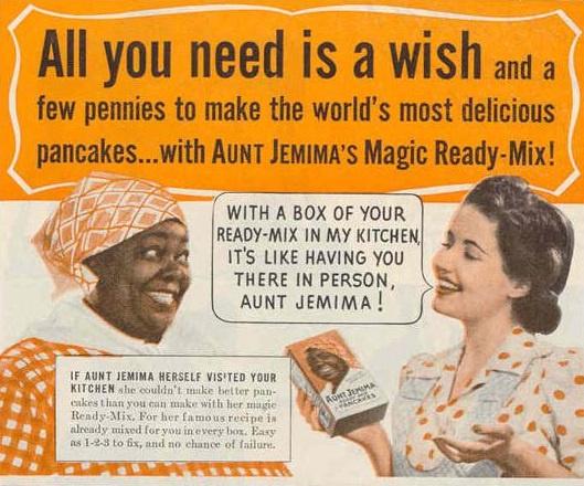 Hirdetés az 1940-es Good Housekeeping magazinból