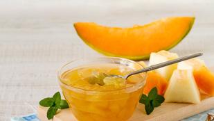 Citrusos sárgadinnyedzsem – sós mézzel és friss pirítóssal jársz vele a legjobban