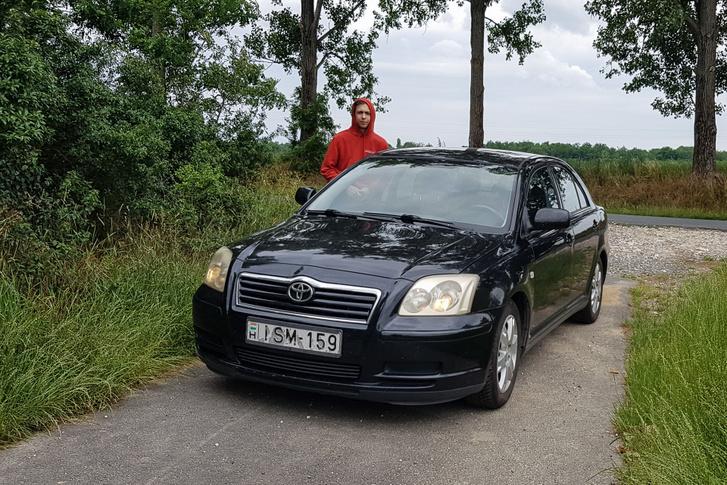 Sopron felé