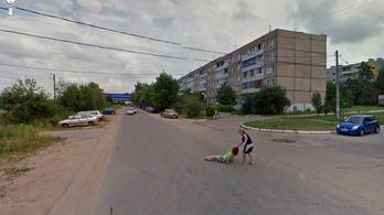 Sose tépj hajat az utcán, mert a Google mindent lát!