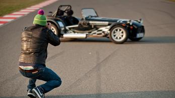 Hogyan fotózz autót?