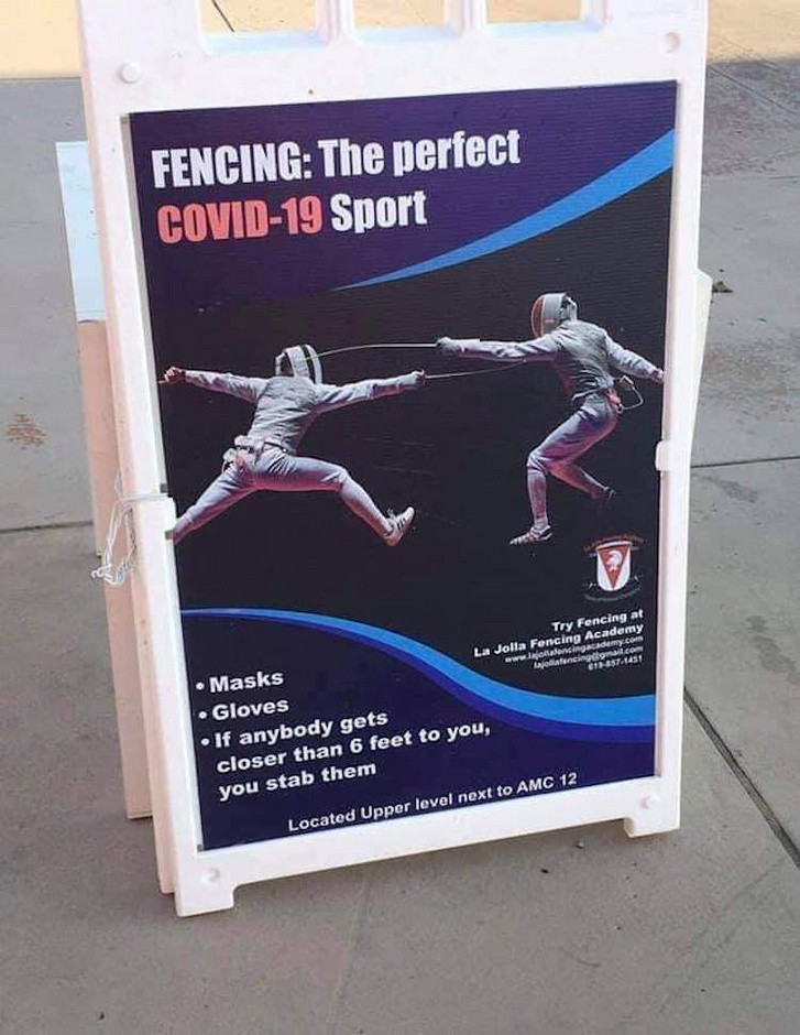 Fencing-the-Perfect-Sport